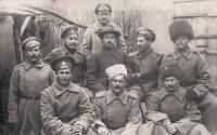 493-й пехотный Клинский полк, Румынский фронт, ноябрь 1917 г.jpg