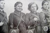Сандружинницы Мурманска, 1941 г..jpg