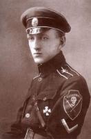 Николай Маршалк. Первопоходник в рядах Корниловского полка.jpg