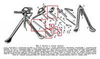 Двунога и детали двуноги РМ-40.jpg