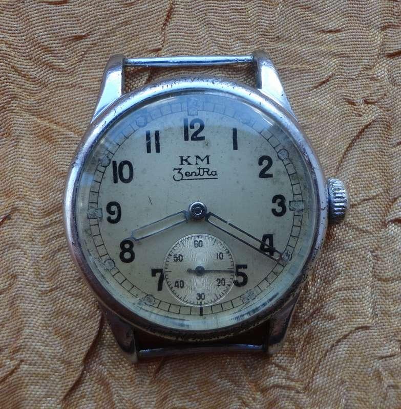 amst-clockru - Армейские часы AMST