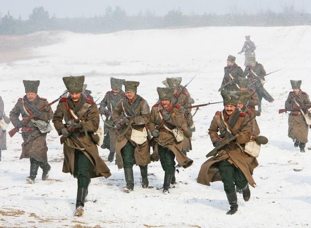 документальный короткометражный фильм про русско-японскую войну