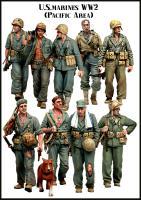 Американские-морские-пехотинцы-WW2-9-цифр-1-35-смола-модель-для-сборки-бесплатная-доставка.jpg