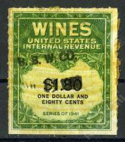 непочтовый акциз на алкоголь. США. серия 1941г.jpg