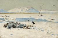 Василий Васильевич Верещагин. Павший солдат, 1879.jpg