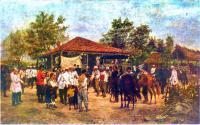 Штаб 12 корпуса в Болгарии. 1878.jpg
