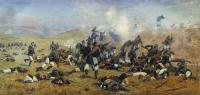 Бой под Плевной за крепость Никополь, 1877. 1885.jpg