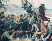 Смерть подполковника Калитина и бой вокруг Самарского знамени...jpg