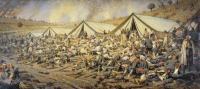 После атаки. Перевязочный пункт под Плевной, 1877.jpg