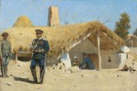 Василий Васильевич Верещагин. Aдъютант, 1880.jpg