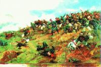 Контратака генерал-майора Тимофеева при деревне Абланово 24 августа 1877.png