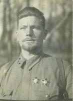 Командир танковой роты 27-й гвардейской отдельной танковой бригады лейтенант Василий Мартехов.jpg