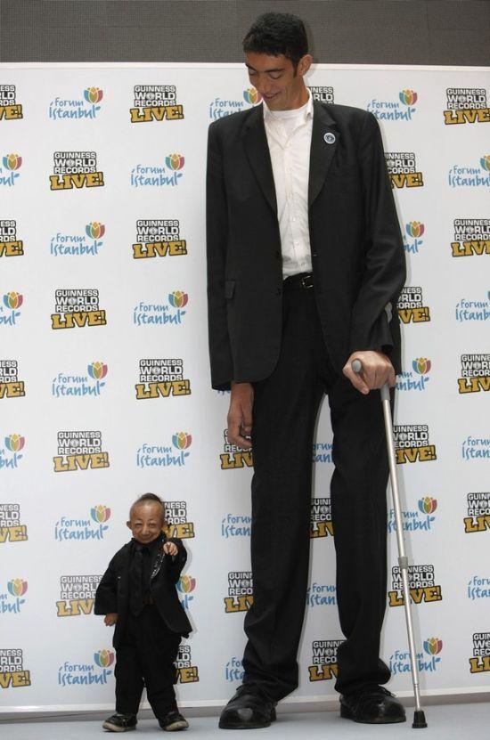 Самые высокие люди картинки 5